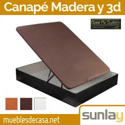 Canapé Abatible Sunlay Madera