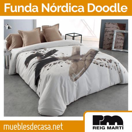 Funda Nórdica Reig Martí Doodle