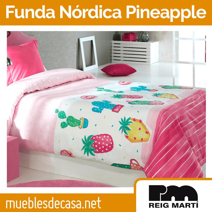 Funda Nórdica Reig Martí Pineapple