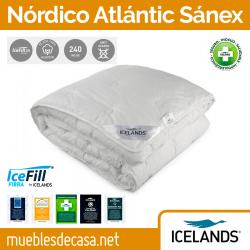 Nórdico Icelands Atlántic Sánex 250 gr Cama 135 OUTLET