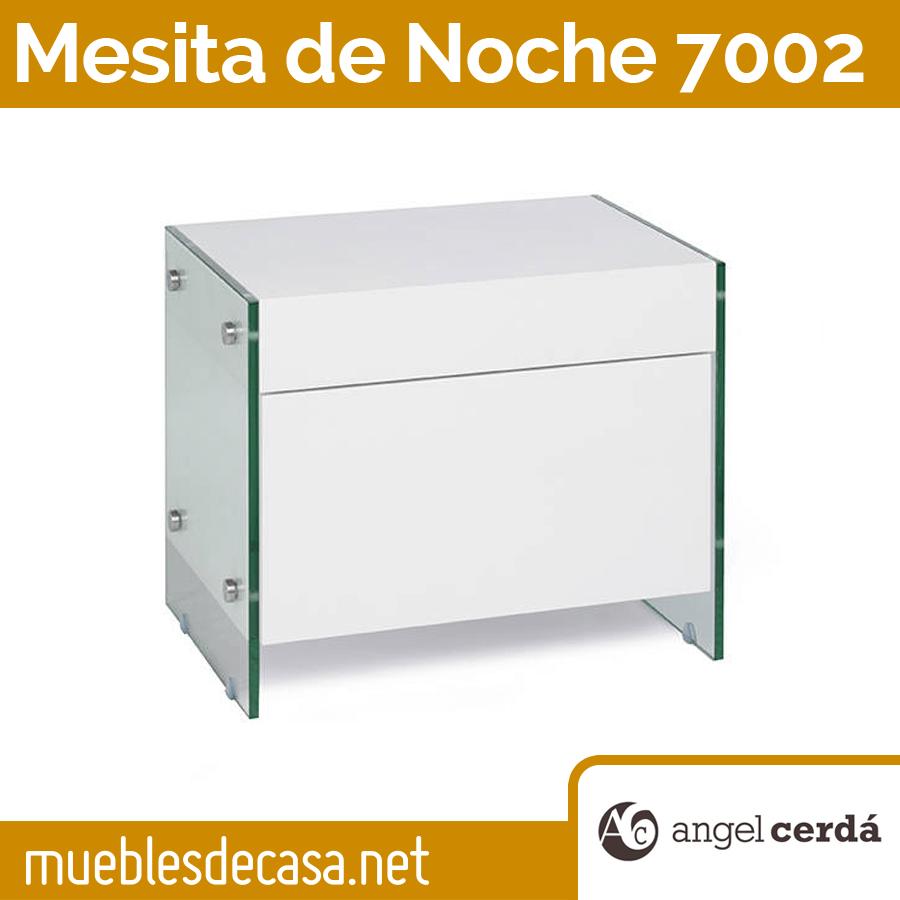 Mesita de Noche de Diseño Ángel Cerdá Modelo 7002