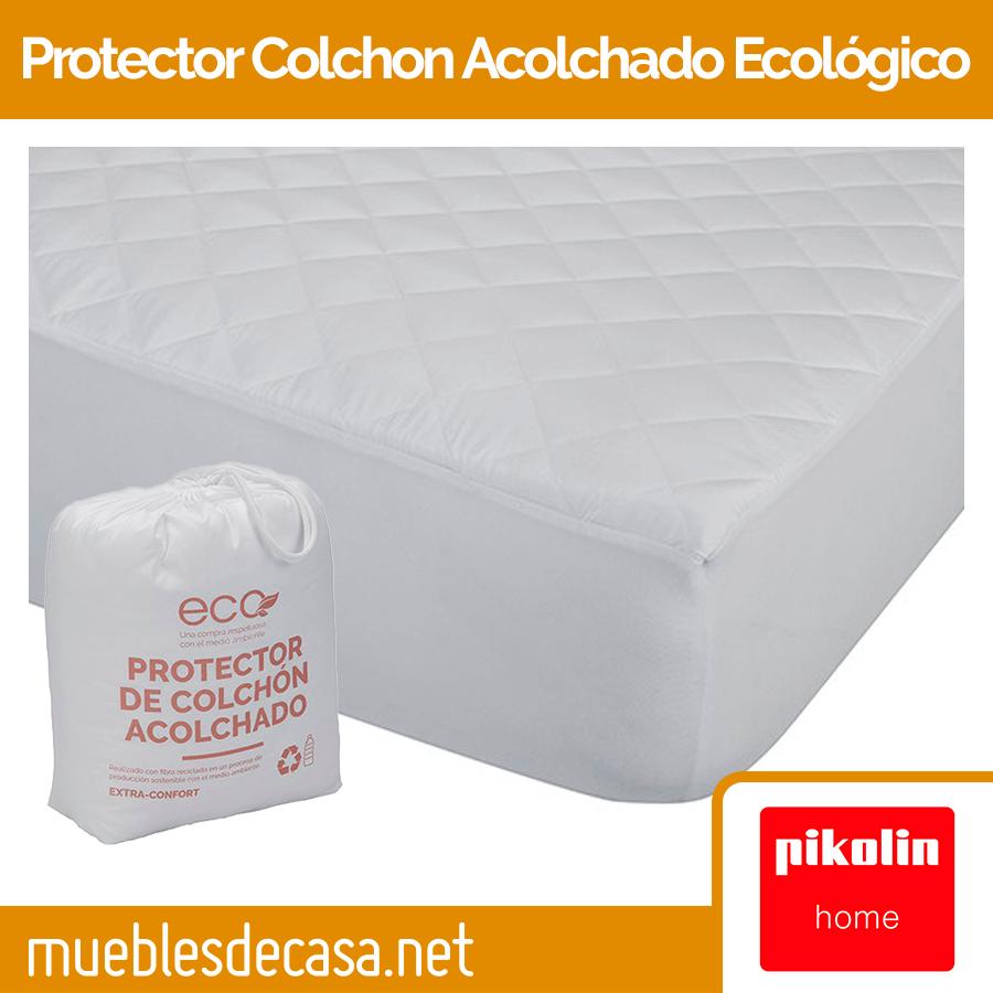 Protector de Colchón Pikolin Home Acolchado Ecológico PA40