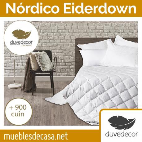 Edredón Nórdico de Lujo Duvedecor Eiderdown