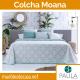 Colcha Confecciones Paula Moana Cama 90 OUTLET