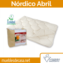 Relleno Nordico Moshy Abril Combi