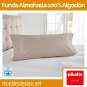 Funda de Almohada Pikolin Home HL60 100% algodón