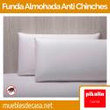 Funda de Almohada Pikolin Home Anti Chinches FA31