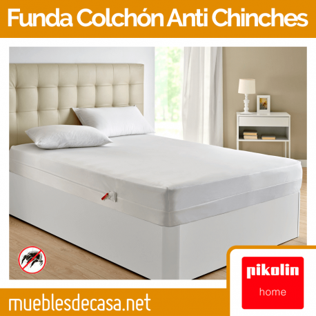 Funda de Colchón Pikolin Home Anti Chinches FC31