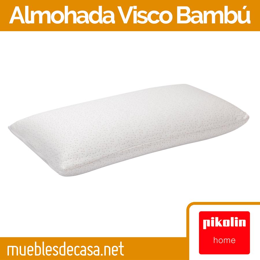 Almohada Pikolin Home Viscoelástica Bambú AH51