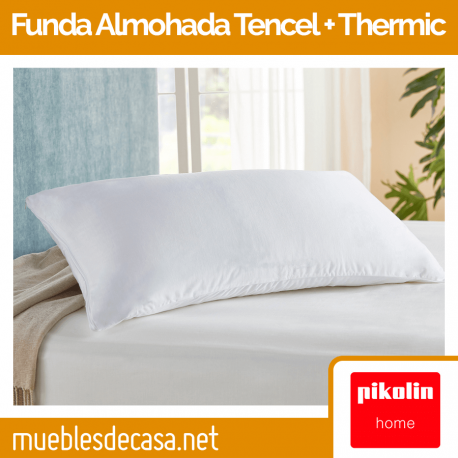 Funda de Almohada Pikolin Home Tencel + Thermic FA19