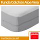 Funda de Colchón Pikolin Home Aloe Vera FC39