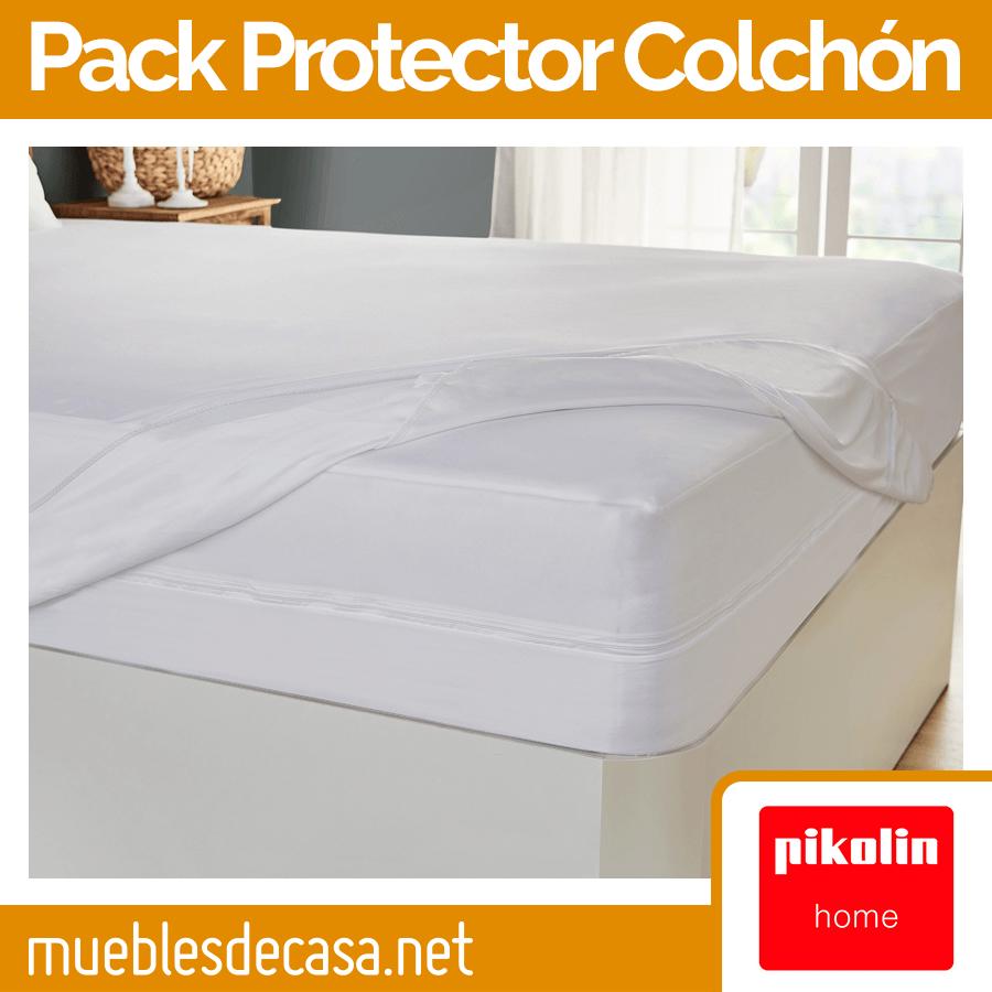 Pack Protector de Colchón Pikolin Home PP31