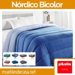 Edredón Nórdico Bicolor Pikolin Home Fibra 300 gr RF03
