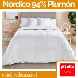 Edredón Nórdico Pikolin Home 94% Plumón 220 gr RP89