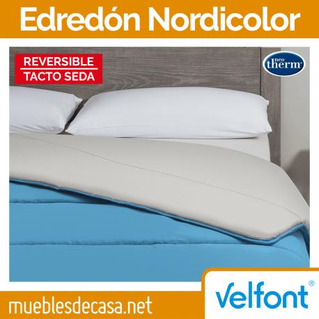 Edredón Nórdico Velfont Nordicolor Bicolor