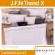 Juego de Funda Nórdica 100% algodón Trend X de Manterol