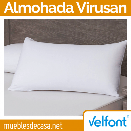 Almohada Virusan Antibacteriana de Velfont