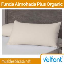 Funda de Almohada Plus Organic Natursan Velfont