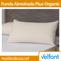 Funda de Almohada Velfont Plus Organic