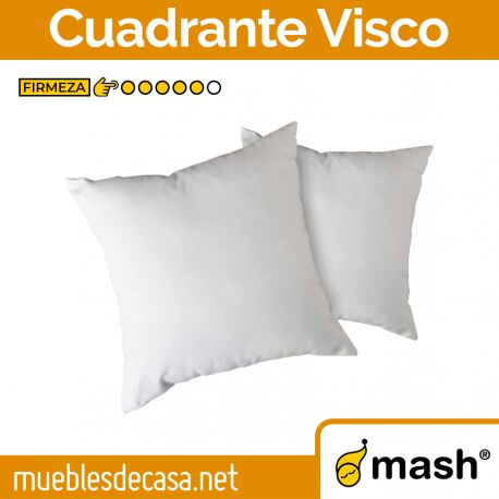 Cuadrante Cojín Mash Visco 60x60 OUTLET
