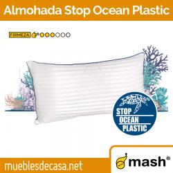 Almohada Fibra Stop Ocean Plastic de Mash