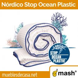 Edredón Nórdico Mash Stop Ocean Plastic