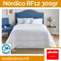 Edredón Nórdico Pikolin Home Fibra Antialérgico RF12 y RF01