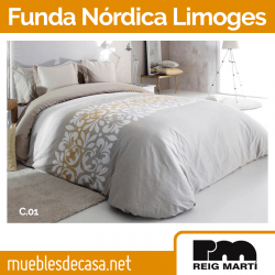 Funda Nórdica Reig Martí Limoges Cama 135 Color C.01 OUTLET