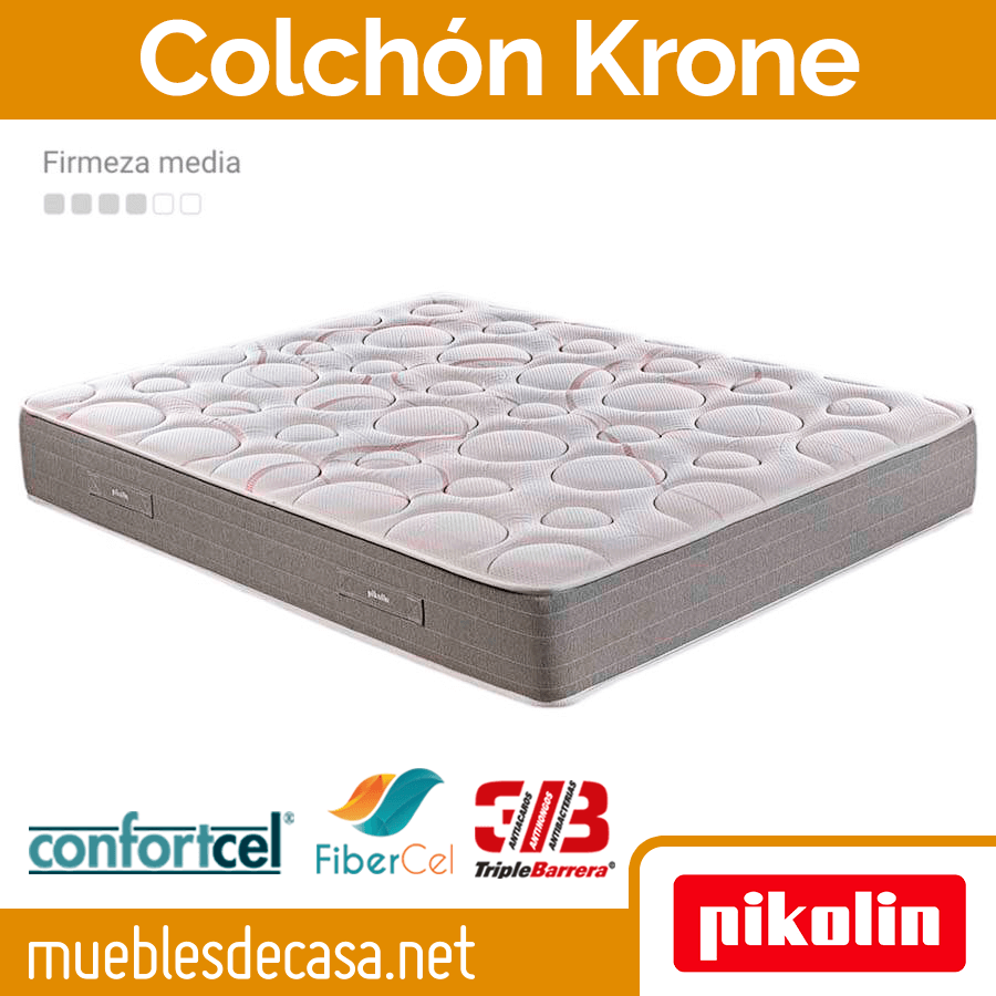 Colchón viscoelástico Krone de Pikolin