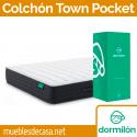 Colchón Enrollado Dormilón Town Pocket