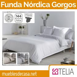 Juego Funda Nórdica Jacquard Gorgos Estelia