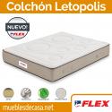 Colchón Flex Letópolis Visco
