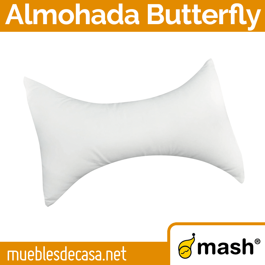 Almohada Mash Butterfly