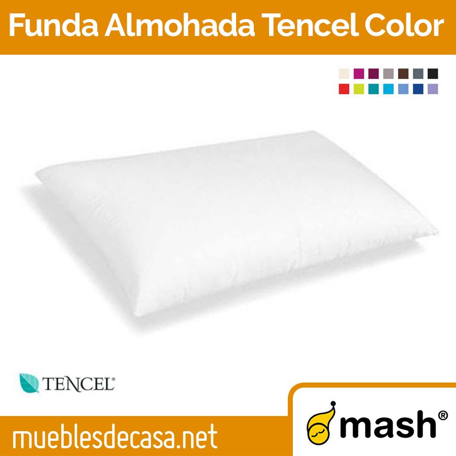 Funda de Almohada Mash 100% Tencel Color