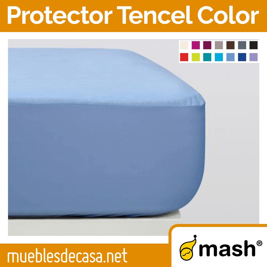 Protector de Colchón Mash No Acolchado Tencel Color