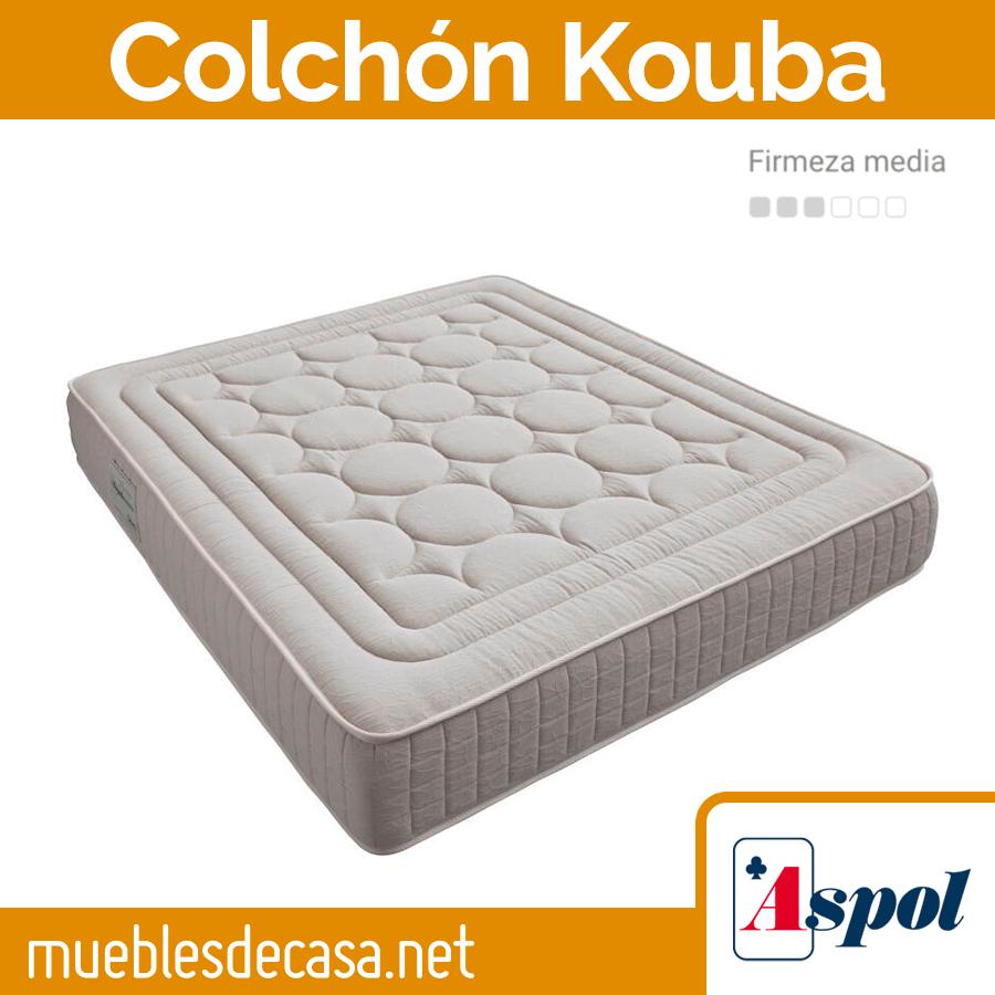 Colchon Línea Physiotec Aspol Kouba