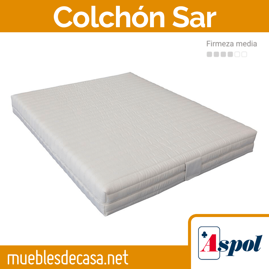Colchon Linea Physiotec Aspol Sar