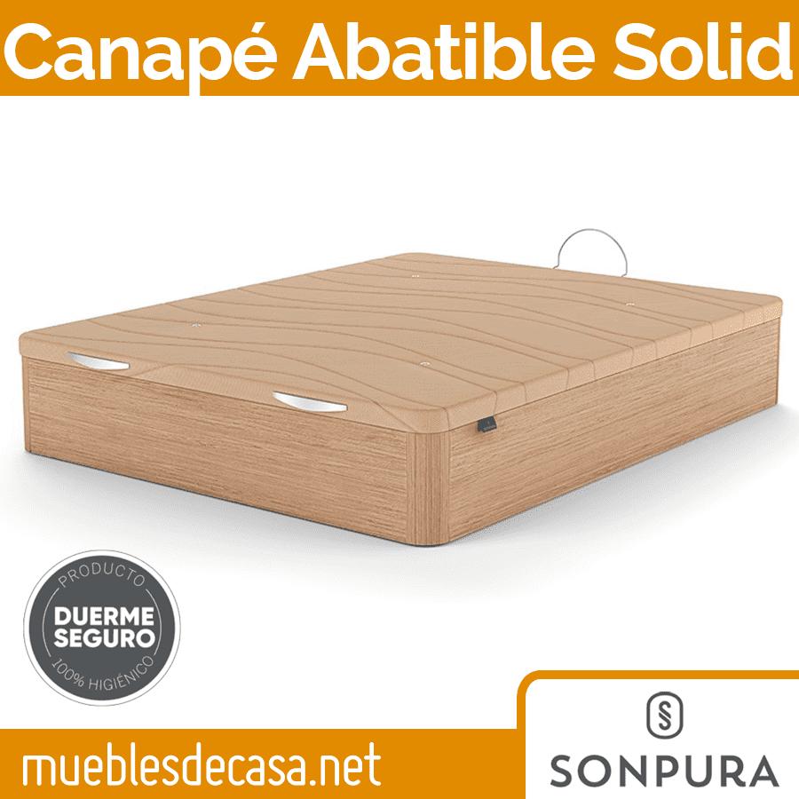 Canapé Abatible Sonpura Solid