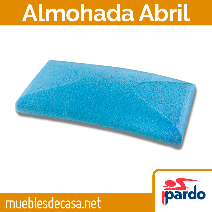 Almohada Abril de Pardo