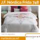 Juego de Funda Nórdica 100% algodón Frida de Manterol