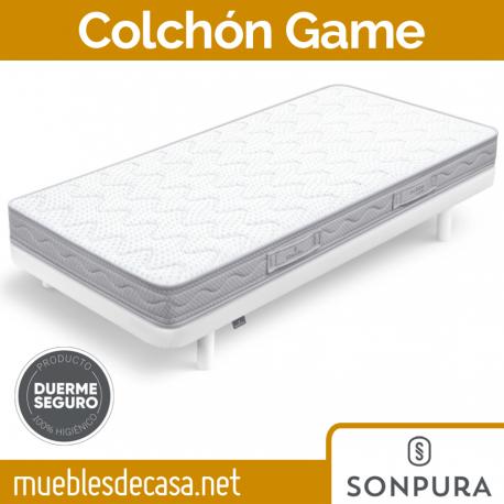 Colchón Juvenil Sonpura Game