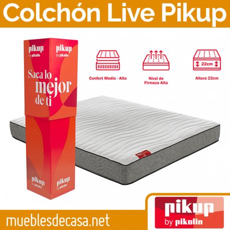 Colchón PIKUP LIVE by Pikolin