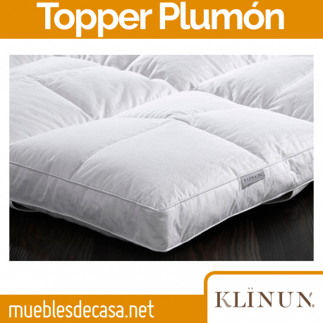 Topper Plumón de Klinun