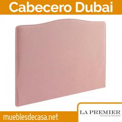 Cabecero Tapizado La Premier, Modelo Dubai
