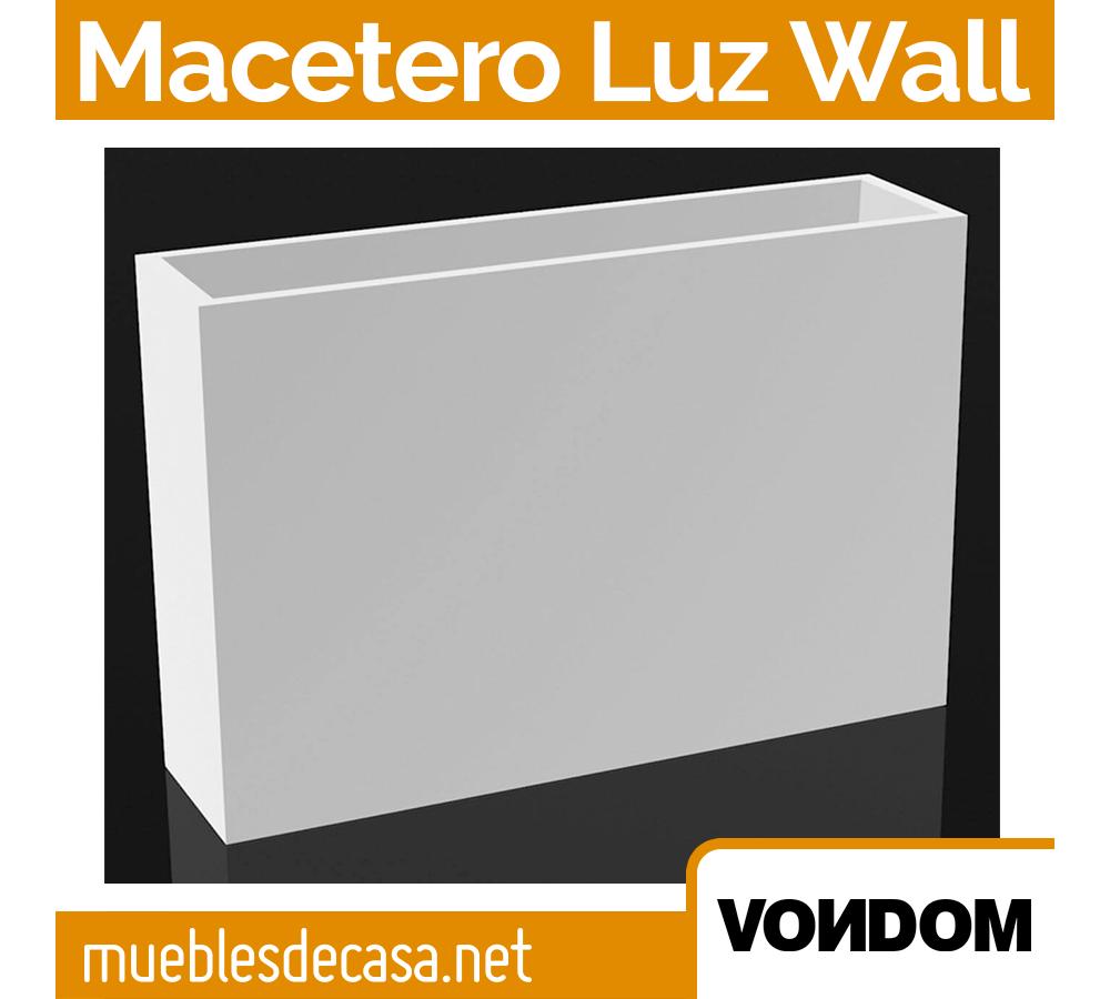 Macetero Vondom Wall