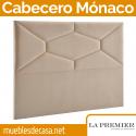 Cabecero Tapizado La Premier, Modelo Mónaco