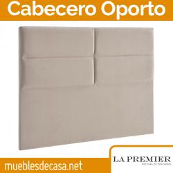 Cabecero Tapizado La Premier, Modelo Oporto