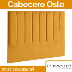 Cabecero Tapizado La Premier, Modelo Oslo