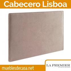 Cabecero Tapizado La Premier, Modelo Lisboa