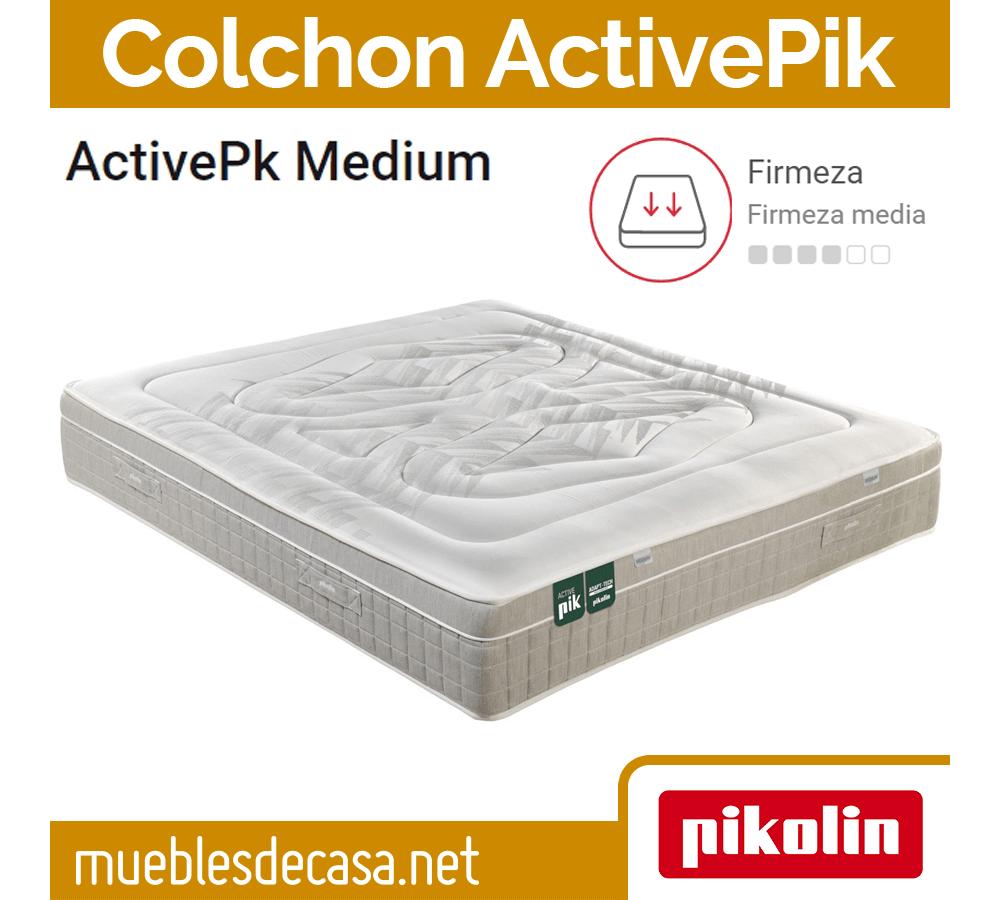 Colchón Pikolin ActivePik MEDIUM